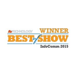 AV Technology Best of Show 2015